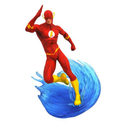 FLASH DC COMIC GALLERY STATUE