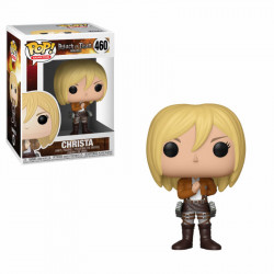 CHRISTA ATTACK ON TITAN POP! ANIMATION VYNIL FIGURE