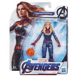 CAPTAIN MARVEL AVENGERS ENDGAME ACTION FIGURE