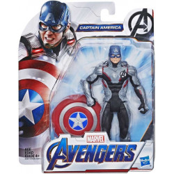 CAPTAIN AMERICA AVENGERS ENDGAME ACTION FIGURE