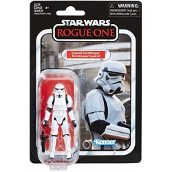 IMPERIAL STORMTROOPER STAR WARS ROGUE ONE VINTAGE COLLECTION ACTION FIGURE