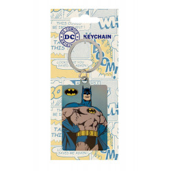 BATMAN DC COMICS METAL KEYRING