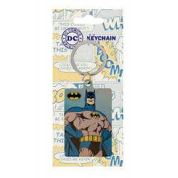 BATMAN DC COMICS METAL KEYRING