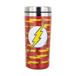 FLASH DC COMICS TRAVEL MUG