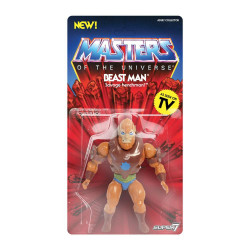 BEAST MAN MASTERS OF THE UNIVERSE ACTION FIGURE