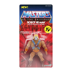 ROBOT HE-MAN MASTERS OF THE UNIVERSE ACTION FIGURE