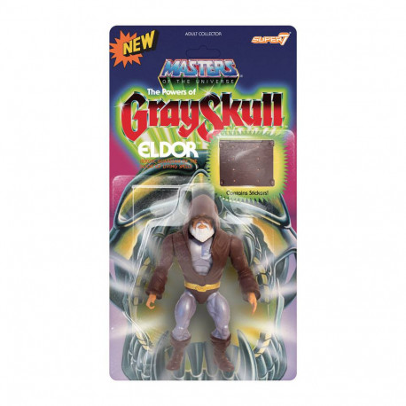 ELDOR THE POWERS OF GRAY SKULL MOTU ACTION FIGURE
