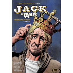 VERTIGO ESSENTIELS - JACK OF FABLES TOME 1