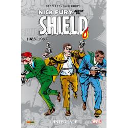 NICK FURY : L'INTEGRALE T01 (1965-67) NED