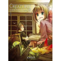 CREATURES FANTASTIQUES T01