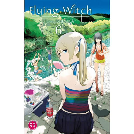 FLYING WITCH T06