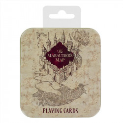 HARRY POTTER MARAUDER'S MAP CARD GAME