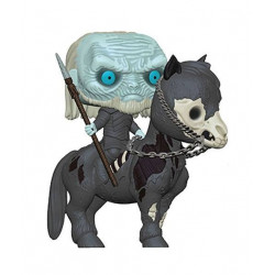 MOUNTED WHITE WALKER GAME OF THRONES POP! VINYL FIGURE