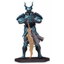 BATMAN THE MERCILESS BATMAN METAL DC COMICS STATUE
