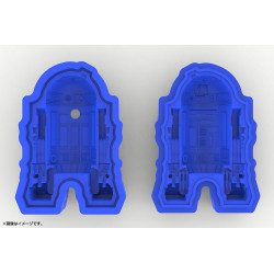 R2-D2 STAR WARS SILICONE MOLD