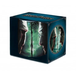 HARRY VS VOLDEMORT HARRY POTTER BOXED MUG