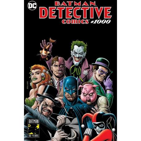 DETECTIVE COMICS 1000 BOLLAND