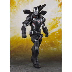 WAR MACHINE AVENGERS: INFINITY WAR FIGURINE S.H. FIGUARTS ACTION FIGURE