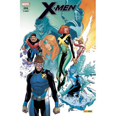 X-MEN (FRESH START) N 6