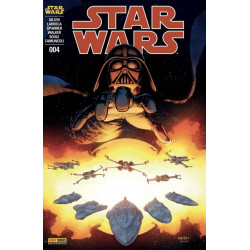STAR WARS N 4 (COUVERTURE 1/2)