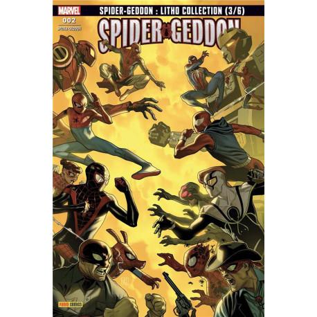 SPIDER-GEDDON (FRESH START) N 2