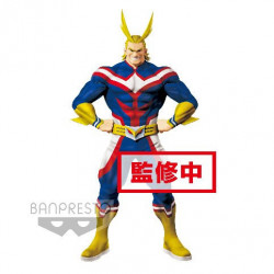 ALL MIGHT MY HERO ACADEMIA STATUETTE PVC AGE OF HEROES ALL MIGHT 20 CM