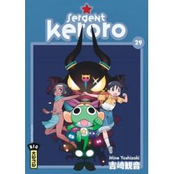 SERGENT KERORO, TOME 29