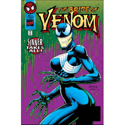 TRUE BELIEVERS SHE-VENOM