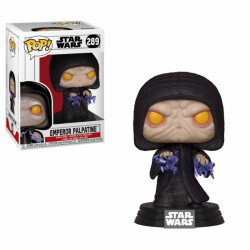 EMPEROR PALPATINE STAR WARS FIGURINE FUNKO POP! MOVIES VINYL 9 CM