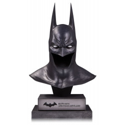 BATMAN COWL ARKHAM ASYLUM DC GALLERY BUSTE 1/2