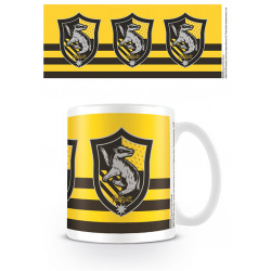 HUFFLEPUF STRIPE HARRY POTTER MUG