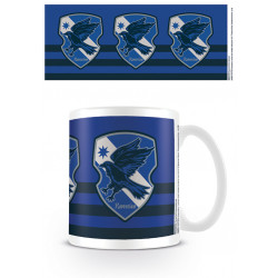 RAVENCLAW STRIPE HARRY POTTER MUG