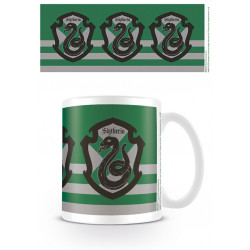 SLYTHERIN STRIPE HARRY POTTER MUG