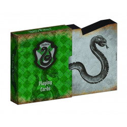 SLYTHERIN HARRY POTTER HOUSE PLAYING CARDS