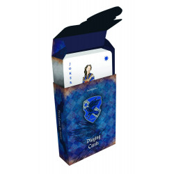 RAVENCLAW HARRY POTTER HOUSE PLAYING CARDS
