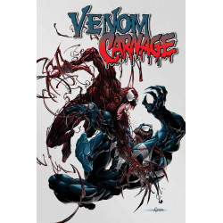 TRUE BELIEVERS VENOM CARNAGE