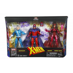 MARVEL LEGENDS 6IN X-MEN FAMILY MATTERS 3PK AF