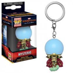 MYSTERIO SPIDER-MAN FAR FROM HOME PORTE-CLES POCKET POP! VINYL 4 CM