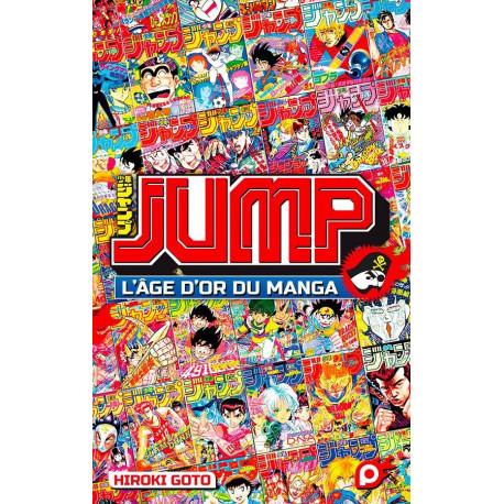JUMP - L'AGE D'OR DU MANGA