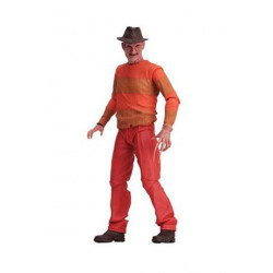 FREDDY KRUEGER CLASSIC VIDEO GAME APPEARANCE NIGHTMARE ON ELM STREET ACTION FIGURE