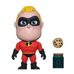 MR. INCREDIBLE LES INDESTRUCTIBLES 2 FIGURINE 5 STAR 8 CM
