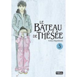 LE BATEAU DE THESEE - TOME 3