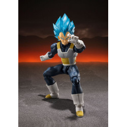 SUPER SAIYAN GOD SUPER SAIYAN VEGETA S.H. FIGUARTS DRAGON BALL SUPER BROLY ACTION FIGURE