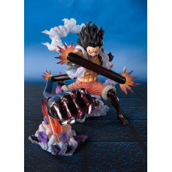 MONKEY D. LUFFY GEAR 4 SNAKEMAN KING COBRA FIGUARTS ZERO ONE PIECE PVC STATUE