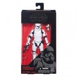 STAR WARS BLACK SERIES THE FORCE AWAKENS - FIRST ORDER STORMTROOPER - 6INCH ACTION FIGURE