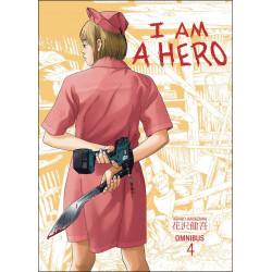 I AM A HERO OMNIBUS TP VOL 4