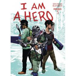 I AM A HERO OMNIBUS TP VOL 5