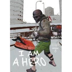I AM A HERO OMNIBUS TP VOL 8