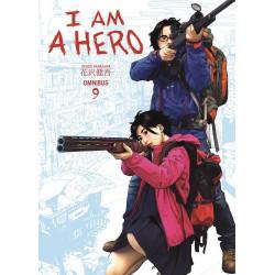 I AM A HERO OMNIBUS TP VOL 9