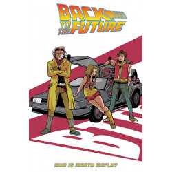 BACK TO THE FUTURE TP VOL 3 WHO IS MARTY MCFLY